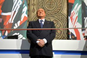 FORZA ITALIA: INAUGURAZIONE NUOVA SEDE CON SILVIO BERLUSCONI