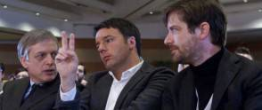 Cuperlo, Renzi, Civati