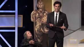 Sacha Baron Cohen beffa  i Bafta shock per il pubblico