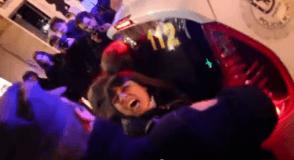 Madrid video shock polizia arresta e colpisce donne manifestazione legge aborto
