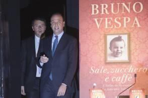"""Presentazione del libro di Bruno Vespa """"Sale, Zucchero e caffè"""""""