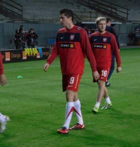 Lewandowski e Blaszczykowski