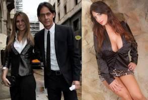 Marika Fruscio ko Pippo Inzaghi torna da Alessia Ventura