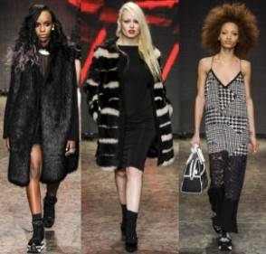 New York Fashion Week Donna Karan sceglie donne comuni per DKNY