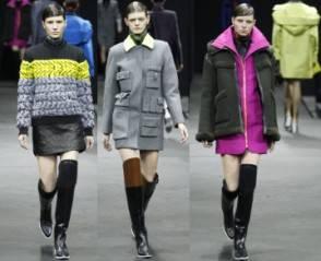 New York Fashion Week guerriere metropolitane per Alexander Wang