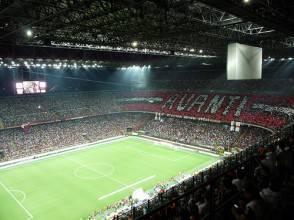 AC Milan vs Inter Milan San Siro Stadium