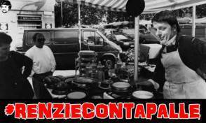 Renzi su blog Grillo