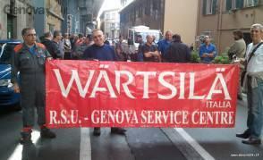 Wartsila Genova