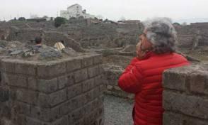 Grillo a Pompei