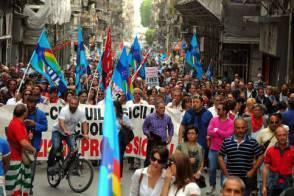 Manifestazione Palermo