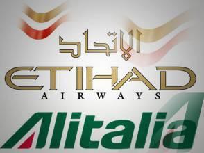 Etihad e Alitalia