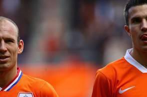 Robben Van Persie