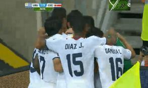 Uruguay-Costa Rica 1 - 3
