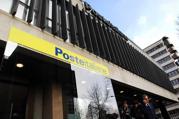 Un ufficio delle Poste