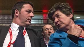 Renzi e Camusso