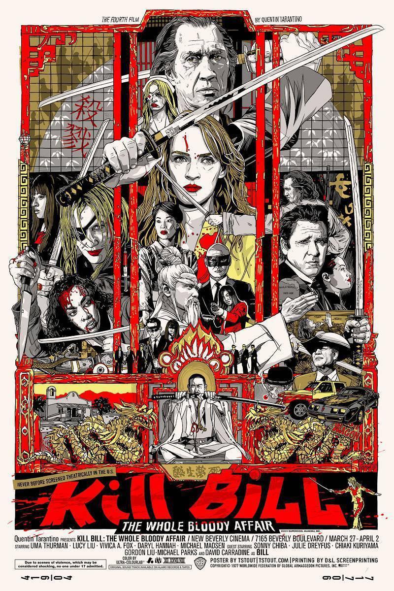 """Nel 2015 uscirà la director's cut di Kill Bill: """"The Whole Bloody Affair"""""""