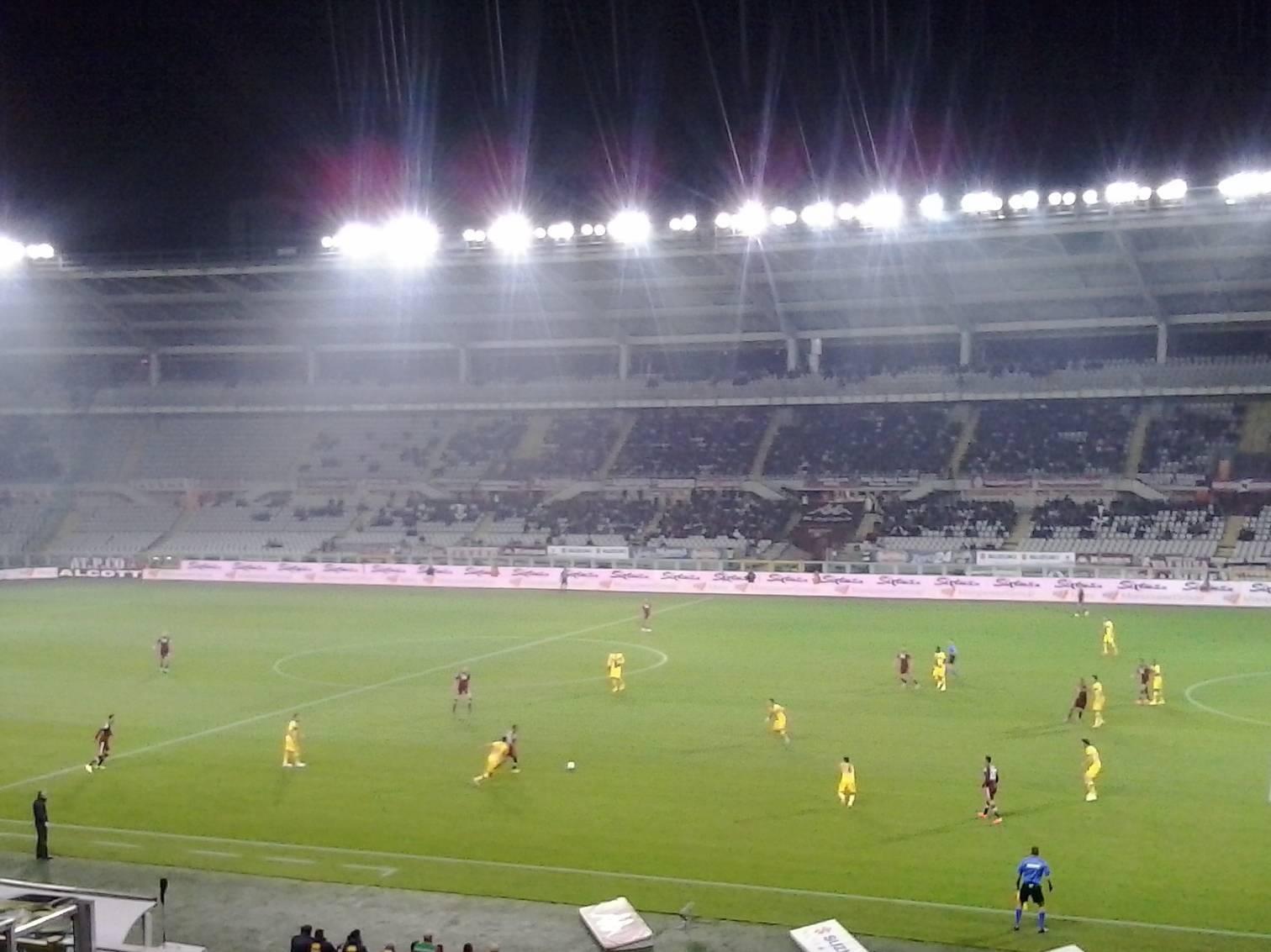 Serie A, Torino-Parma 1-0: lampo di Darmian, Donadoni a fondo