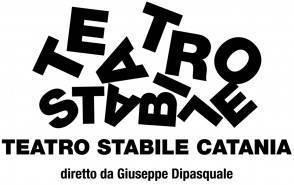 Il logo del Teatro Stabile di Catania