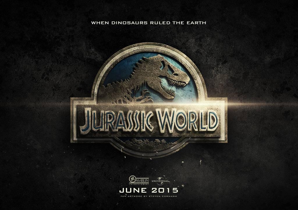 La locandina di Jurassic World