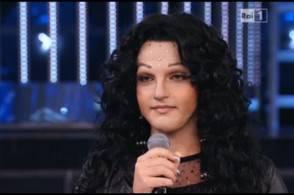 Cher interpretata da Scanu