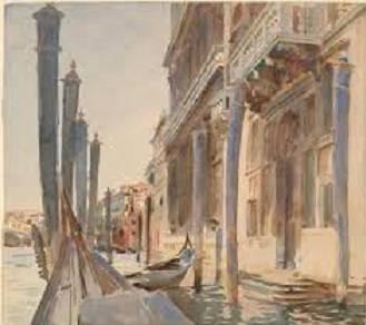 'La Poesia della Luce', al Museo Correr il mito di Venezia in 140 disegni