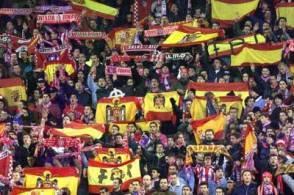 El Frente Atletico, ultras dell'Atletico Madrid