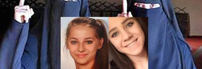"""Samra Kesinovic e Sabina Selimovic, le """"ragazze immagine dell'Isis"""". Dove inizia la verità e finisce la propaganda?"""