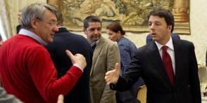 Il presidente del Consiglio riceve la Fiom e i delegati della vertenza AST di Terni