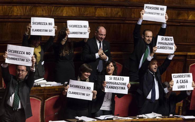 I parlamentari pi produttivi del 2014 quelli leghisti for I parlamentari