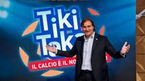 Pierluigi Pardo a Tiki Taka