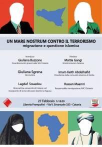 Un mare nostrum contro il terrorismo