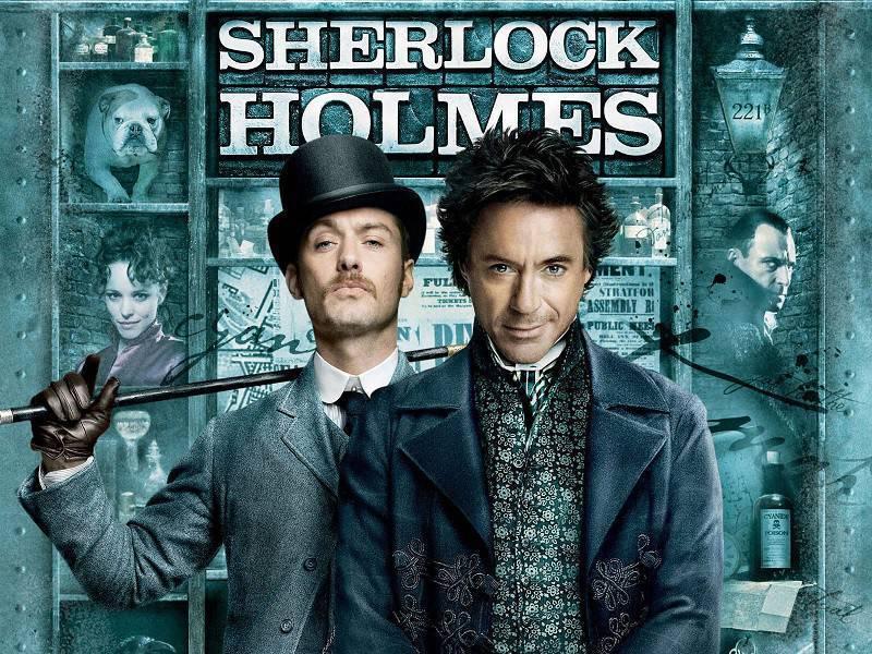 Downey Jr in versione Holmes