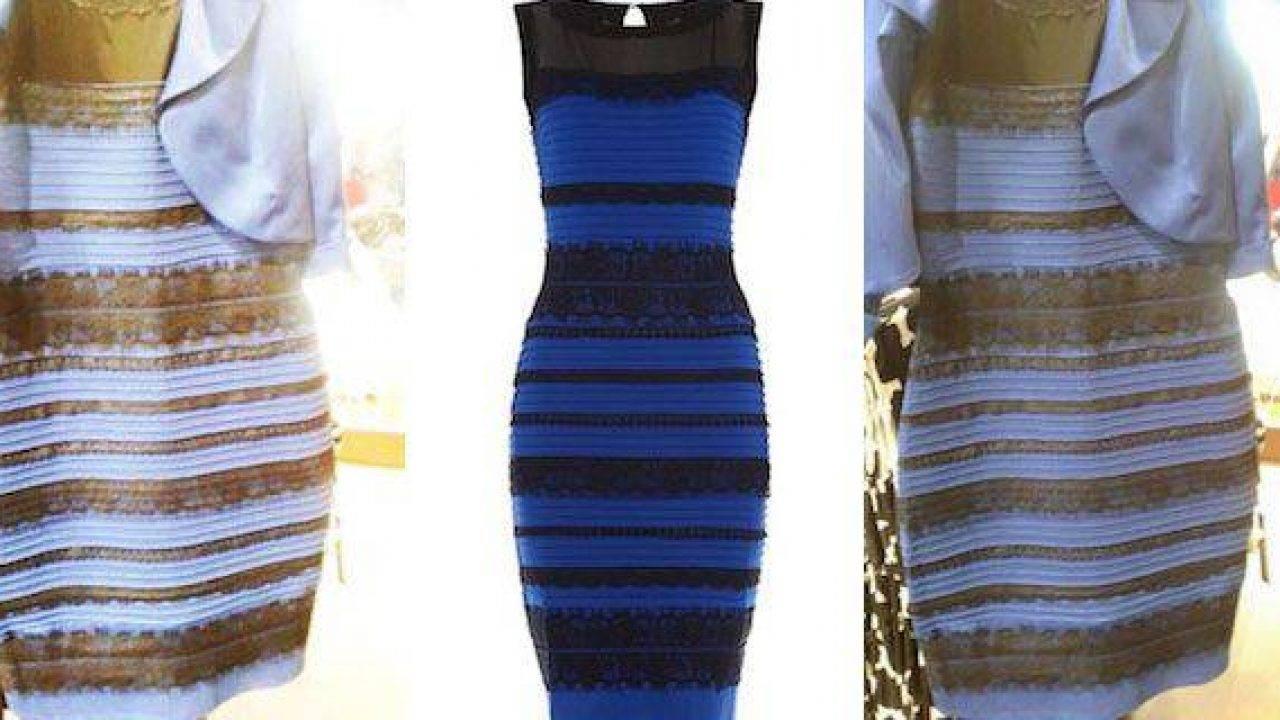 detailed look 1f6ff 88dec Il caso del vestito che cambia colore: ecco il perché