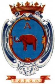 Il logo del Comune di Catania