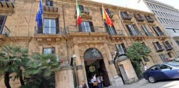Palazzo d'Orleans, sede della Regione Sicilia