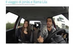 Il viaggio di Rama Lila e Jonas