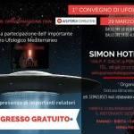 Grande evento con gli Ufo a Pomezia domenica 29 marzo 2015