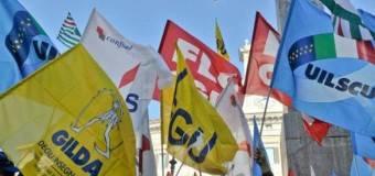 Scuola: sindacati sul piede di guerra, Governo arrogante