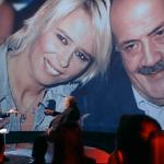 """Maurizio Costanzo a 'L'Arena': """"Maria e io siamo stati reciprocamente importanti"""""""