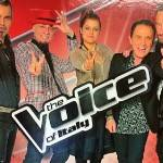 The Voice: continuano le Blind Audition