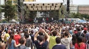 Primo maggio a Taranto: l'alternativa da sinistra al concerto capitolino