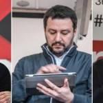 Scontro su Twitter tra Salvini, Jovanotti e Fedez
