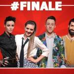 The Voice of Italy: Fabio, Carola, Thomas e Roberta in finale