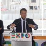 Inaugurato l'Expo 2015. Renzi: Italia s'è desta