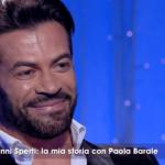 """Gianni Sperti a Verissimo: """"Vorrei avere un figlio"""""""