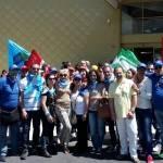 Auchan: lo sciopero in Sicilia funziona