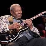 "E' morto a Las Vegas B.B. King, ultimo leggendario ""re"" del blues"