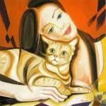 Donne e gatti: un binomio d'effetto che regge da secoli