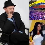 Cosmo de La Fuente presenterà il Festival Viva Venezuela di Houston
