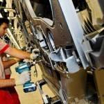 Istat: produzione industriale in calo ad aprile
